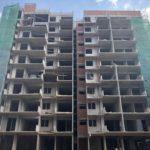 Block 1D Plastering Work Done to 10th Storey
