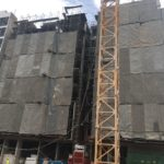 Block 2A 9th Storey Structural work Complete