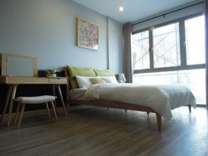 Type B Master Bedroom