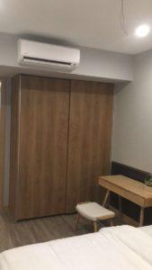 Type B Master Bedroom Cabinet