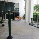BLOCK 2D Out Door Gym Works in Progres